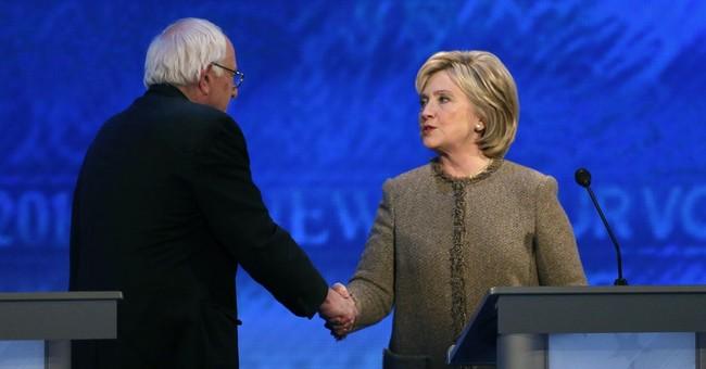 Sanders, Clinton move past rancor over data breach