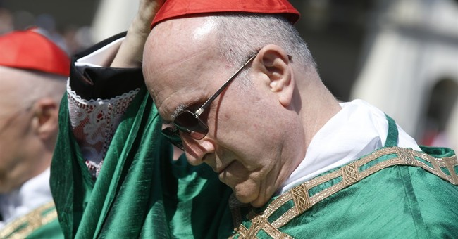 Vatican's ex-No. 2 seeks to make amends for hospital scandal