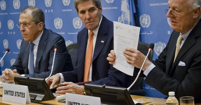 UN endorses peace process for Syria; no mention of Assad