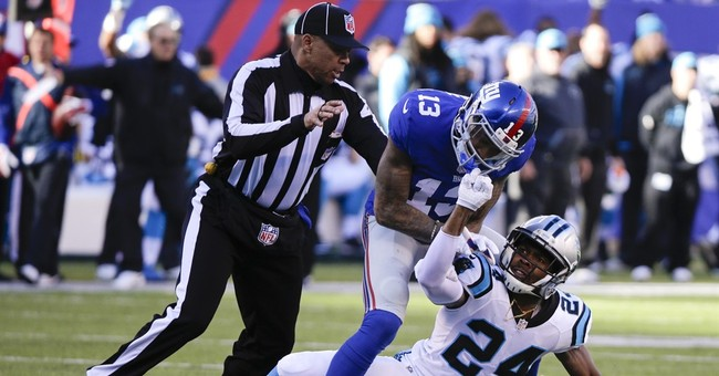 NFL suspends Giants WR Beckham for 1 game