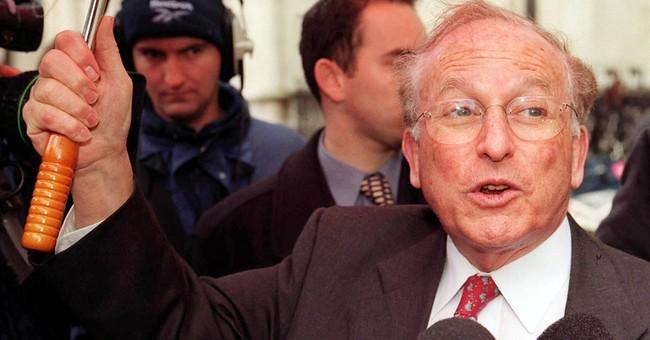 EX-UK politician Greville Janner dies before sex abuse trial