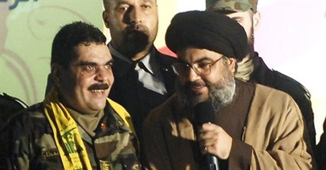 Notorious Lebanese militant killed in Syria airstrike