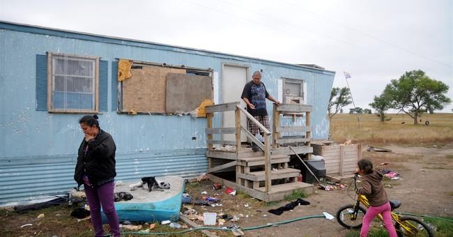 Oglala Sioux seek solutions on chronic housing shortage