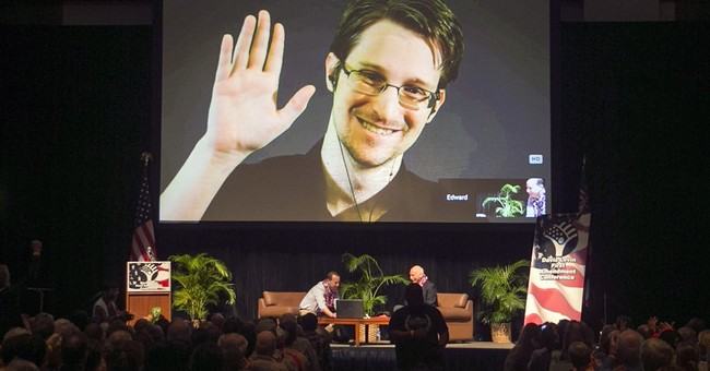 Snowden to appear via video link at New Hampshire convention