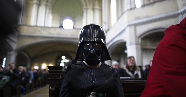 German church celebrates 'Star Wars' at a Sunday service