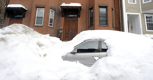 New Englanders fear repeat of last year's historic snows