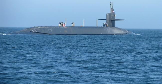 APNewsBreak: Port visits resume for nuclear-armed Navy subs