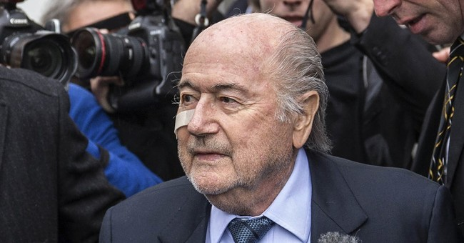 Blatter appealing 8-year ban, vows to 'fight for FIFA'
