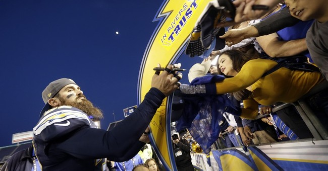 Chargers win for fans in possible final game in San Diego
