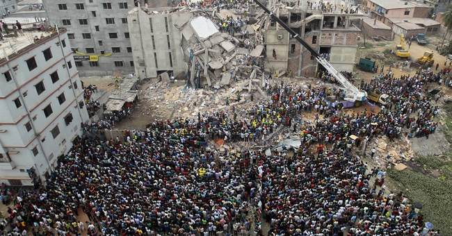 Bangladesh moves toward murder trial in Rana Plaza collapse