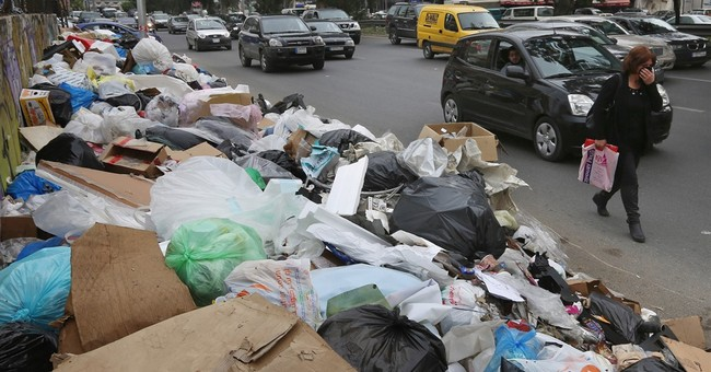Protests have died but Lebanon's trash disaster continues