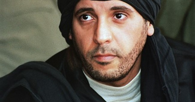 Lebanese ex-MP arrested in Gadhafi son kidnap case