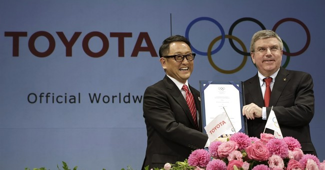 Toyota head resigns from Tokyo Olympic committee