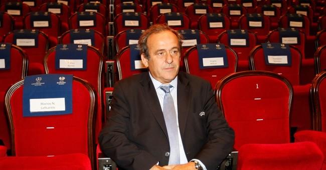 Platini will appeal 8-year ban, calls it a 'true mockery'