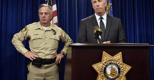 The Latest: Vegas police say woman denied alcohol, drug use