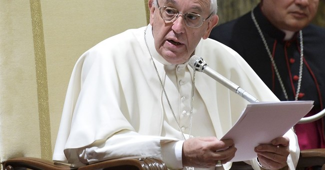 Flu-stricken pope issues 'catalog of virtues' to Curia