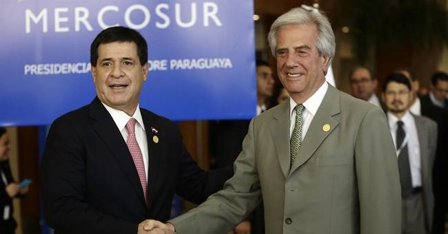 Argentina's Macri: Free Venezuela's political prisoners