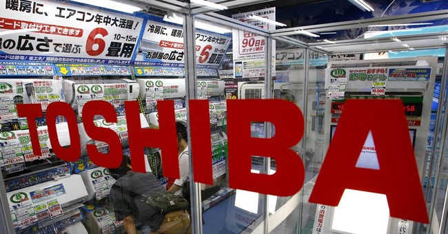 Toshiba to cut jobs in consumer electronics amid record loss