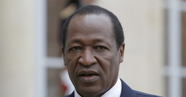 Burkina Faso: Intl arrest warrant out for ex-leader Compaore