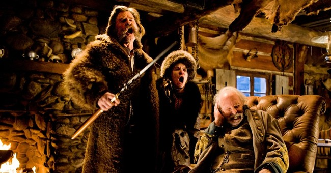 Q&A: Tarantino on the battles behind 'The Hateful Eight'