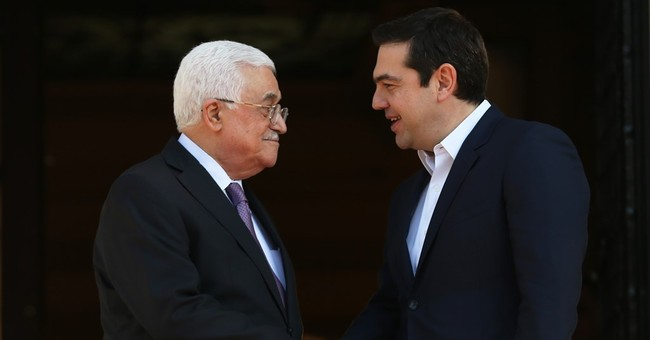Greek Parliament calls on country to recognize Palestinians
