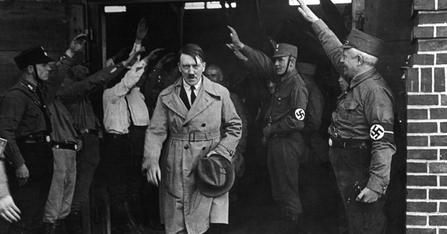 Records show Hitler enjoyed special treatment in prison