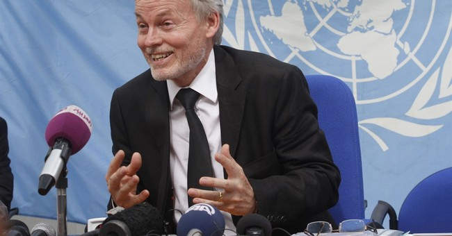 UN official says Somalia is no longer a failed state