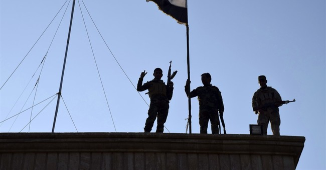Iraqi troops advance in battle for IS-held city of Ramadi