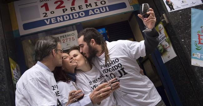 El Gordo giveth: Beach town hits jackpot in Spain's lottery
