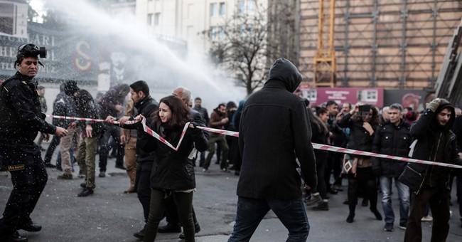 Rights group: Civilian deaths rise in Turkey's Kurdish areas