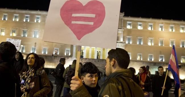 Greek Parliament legalizes same-sex civil partnerships