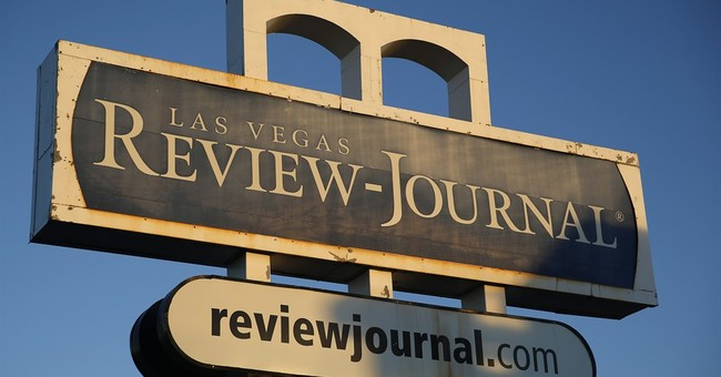 Vegas newspaper editor stepping down after sale to Adelson