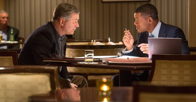 Review: A sensitive Will Smith anchors worthy 'Concussion'