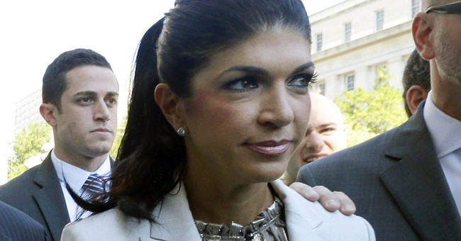 'Real Housewives' star Teresa Giudice is freed from prison