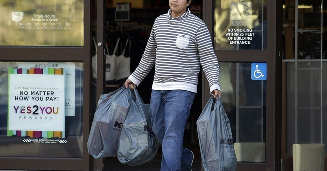 US consumer spending and incomes up in November
