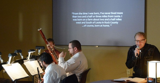 In South Dakota, musicians lend color to retirees' stories