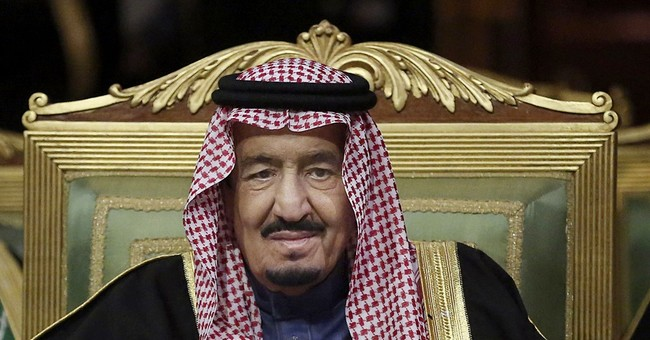 Saudi king says security, economy top priorities next year