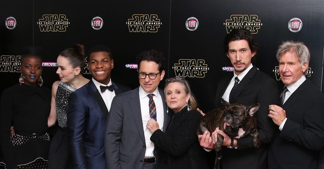 'Star Wars' named Associated Press Entertainer of the Year