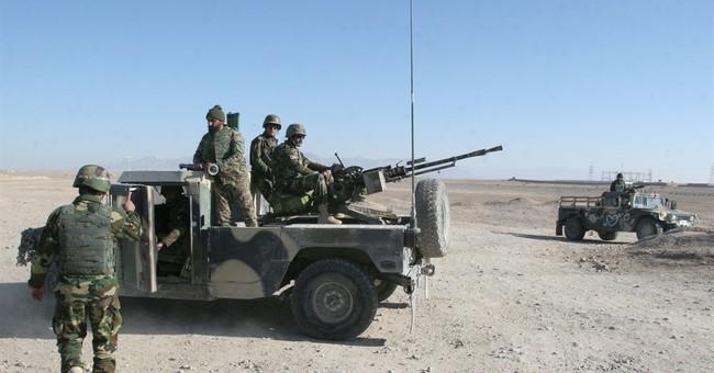 District besieged by Taliban still under Afghan control