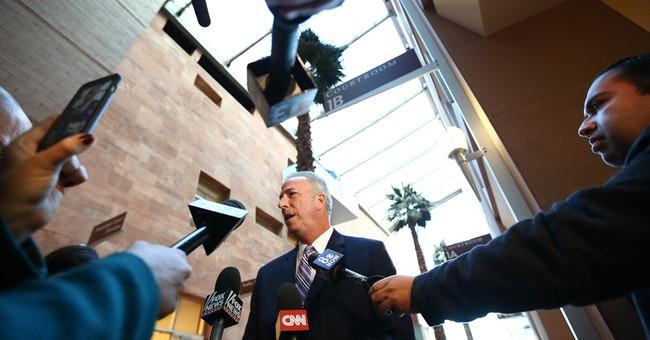 The Latest: Vegas Strip crash defendant still uses old name