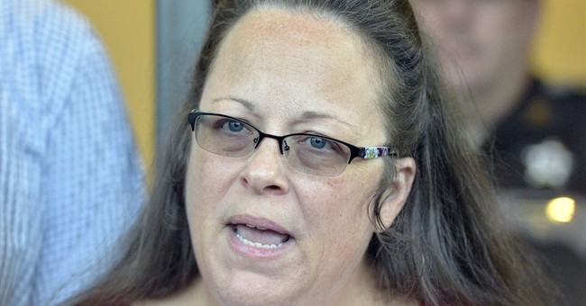 Kim Davis reflects on her role in same-sex marriage debate