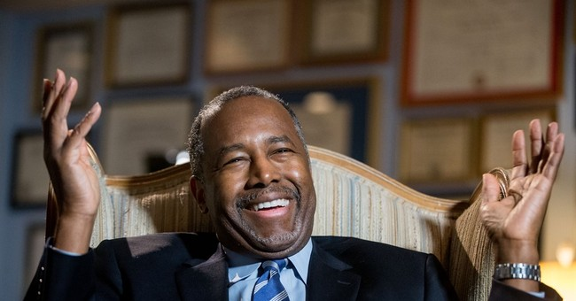 Carson's many faces: Doctor, author, speaker - and candidate