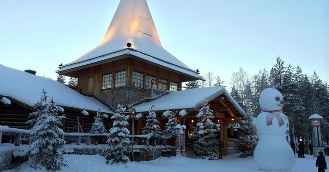 Nordic countries in annual contest to claim real Santa