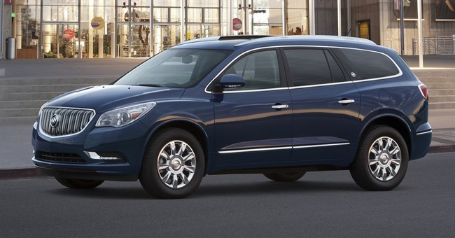 Roomy 2016 Buick Enclave SUV notable for quiet cabin