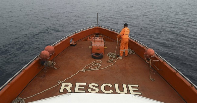 Indonesia sends warships to help look for 54 after boat sank