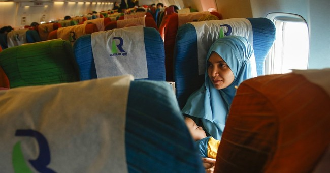Malaysia's new Islamic airline takes off _ with a prayer