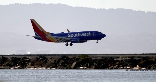 Southwest flight makes emergency landing at Oakland airport