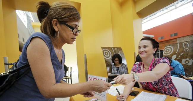 US applications for jobless aid dropped last week