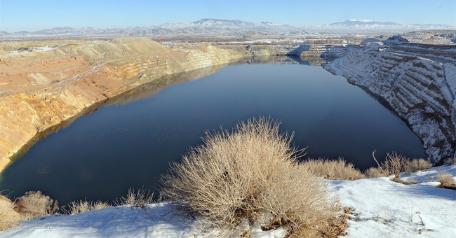 APNewsBreak: EPA wants toxic Nevada mine on Superfund list
