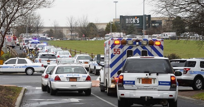 Police: Fight sparks North Carolina mall shooting; 1 killed